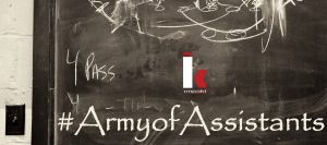 #ArmyofAssistants